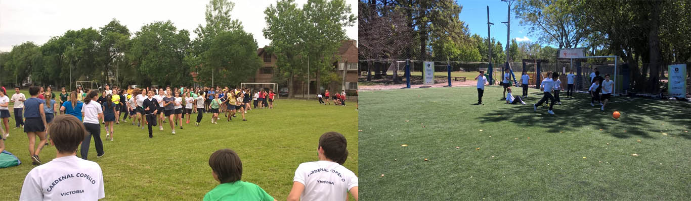 ¡Anotate en la Escuela Deportiva!